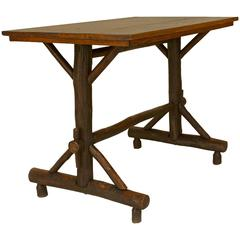 20th century american rustic davenport by old hickory - Old Hickory Furniture