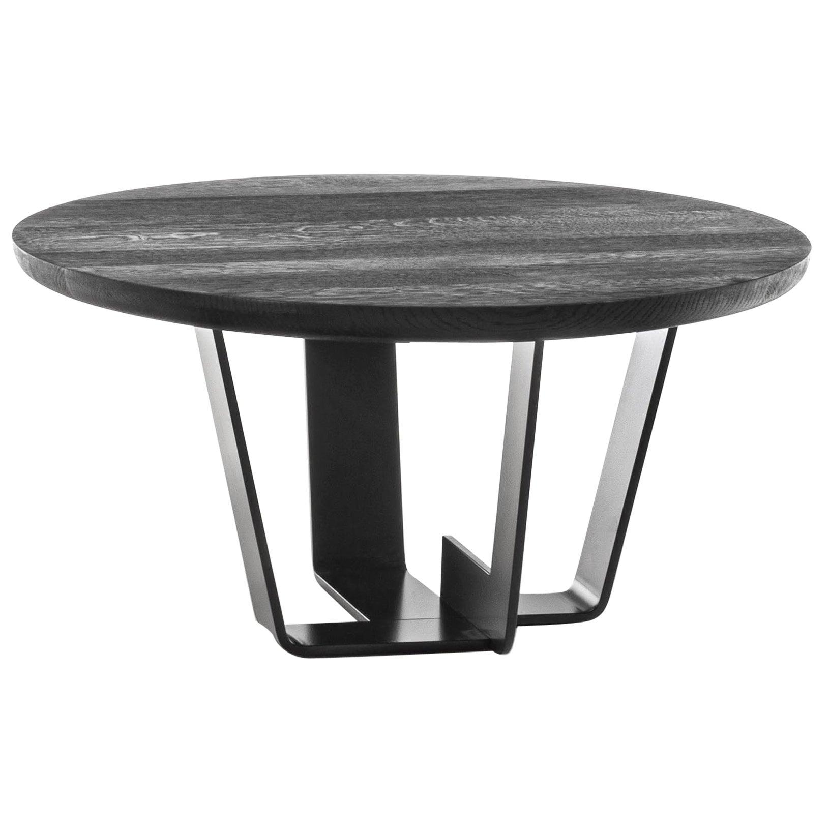 Jay Black Oak Coffee Table