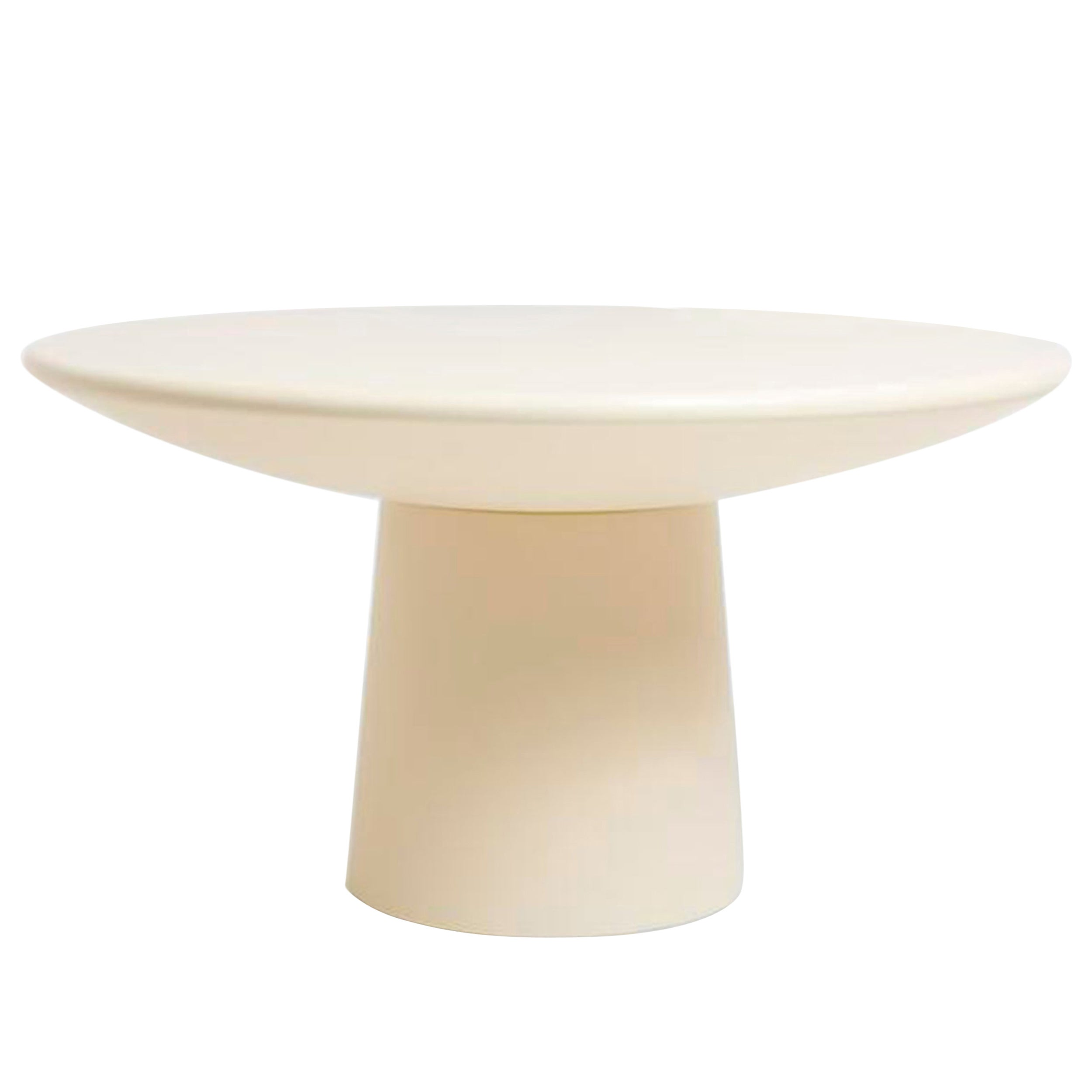 Faye Toogood, Roly Poly Dining Table, London, 2019, Contemporary Table