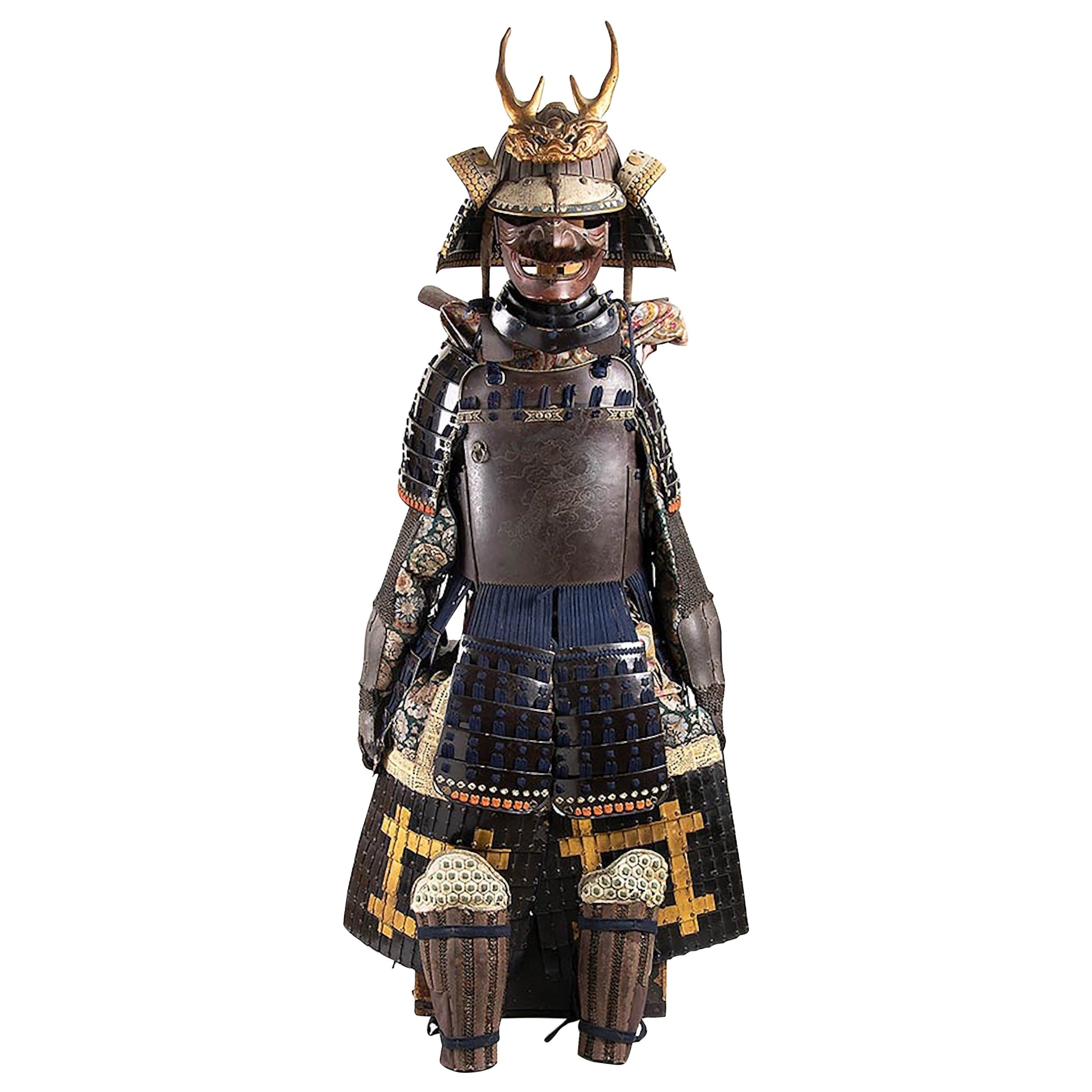Full Body Armor, Japan, Edo Period
