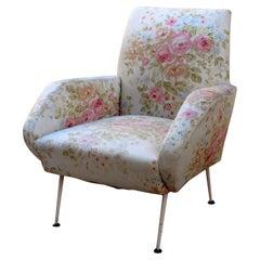 Italian 1950s Arm Chairs