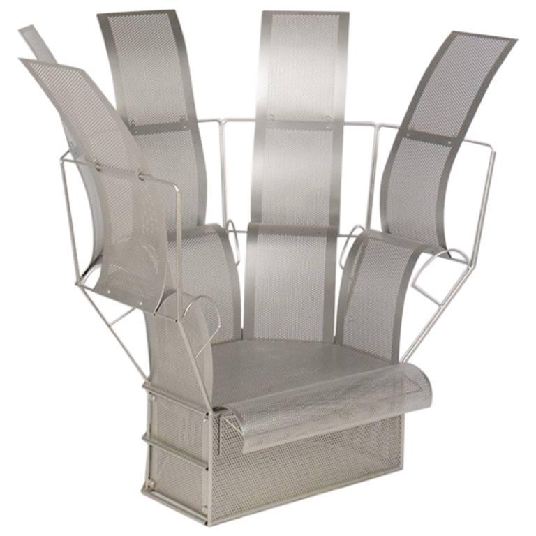 postmodern wingback chairs