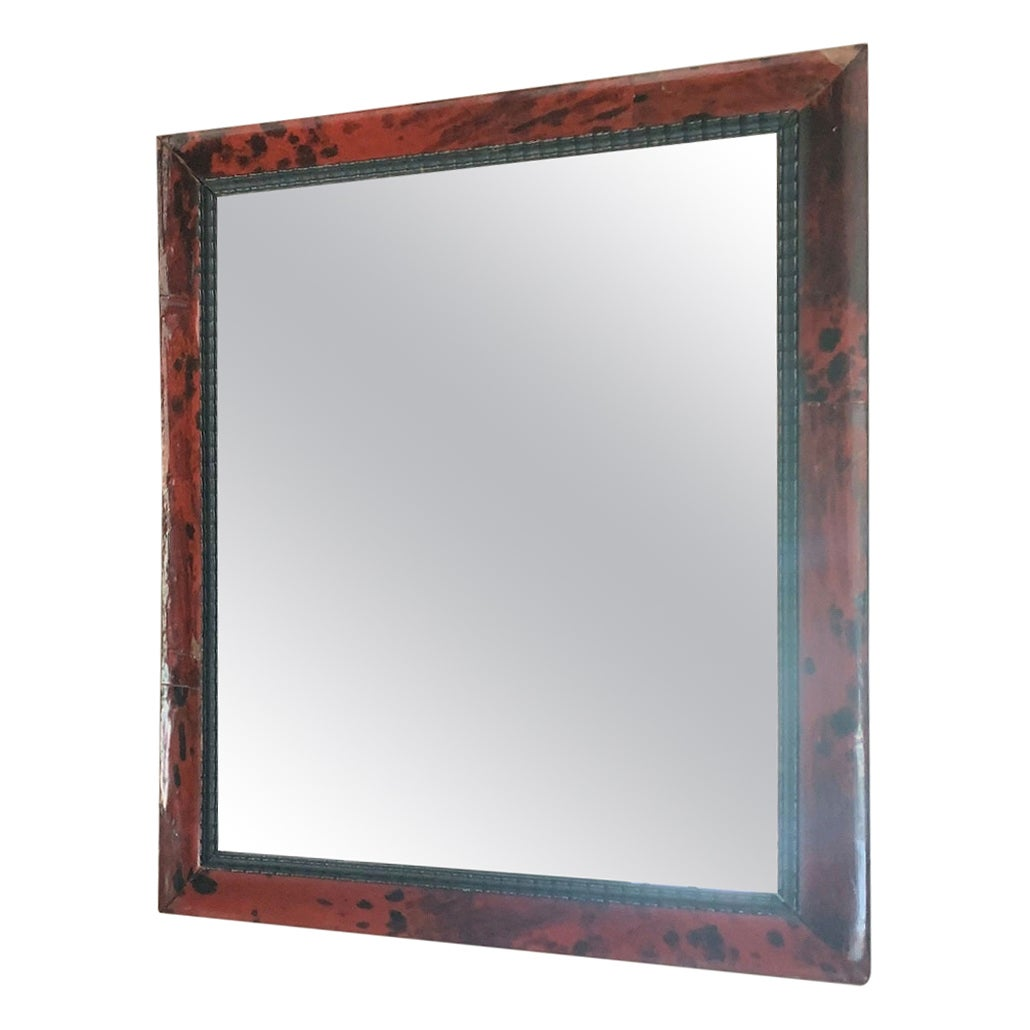 19th Century Faux Mirror