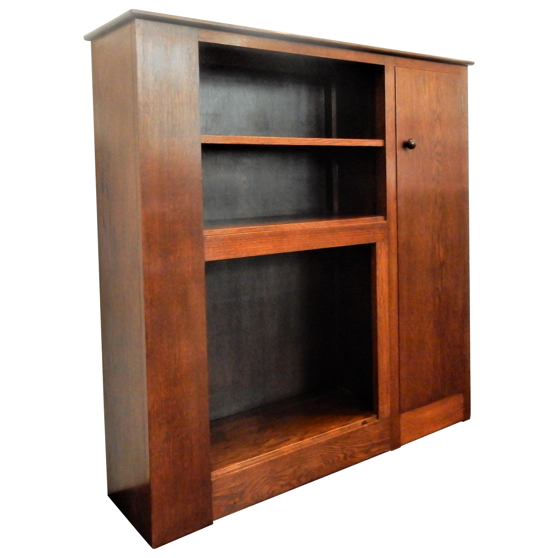 1920s Cabinet or Bookcase for L.O.V. Oosterbeek, The Netherlands