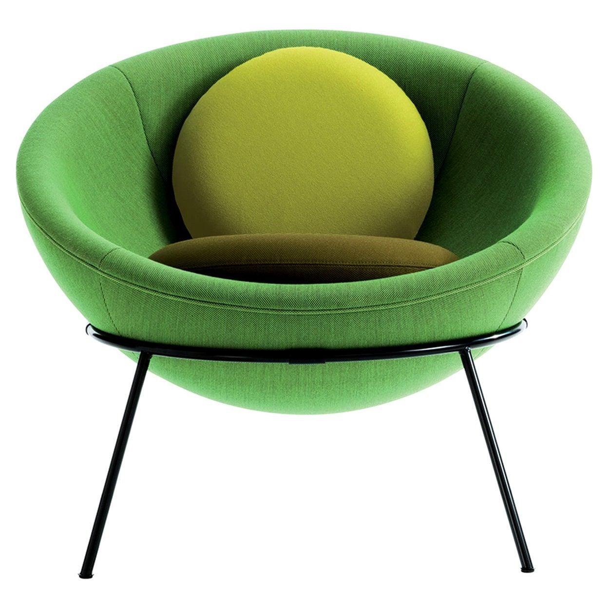 Bardi's Bowl Chair Green Nuance