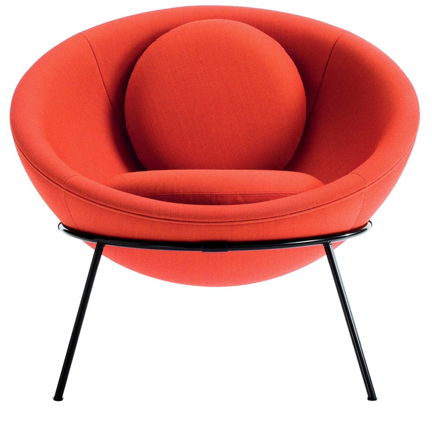 Bardi's Bowl Chair Orange