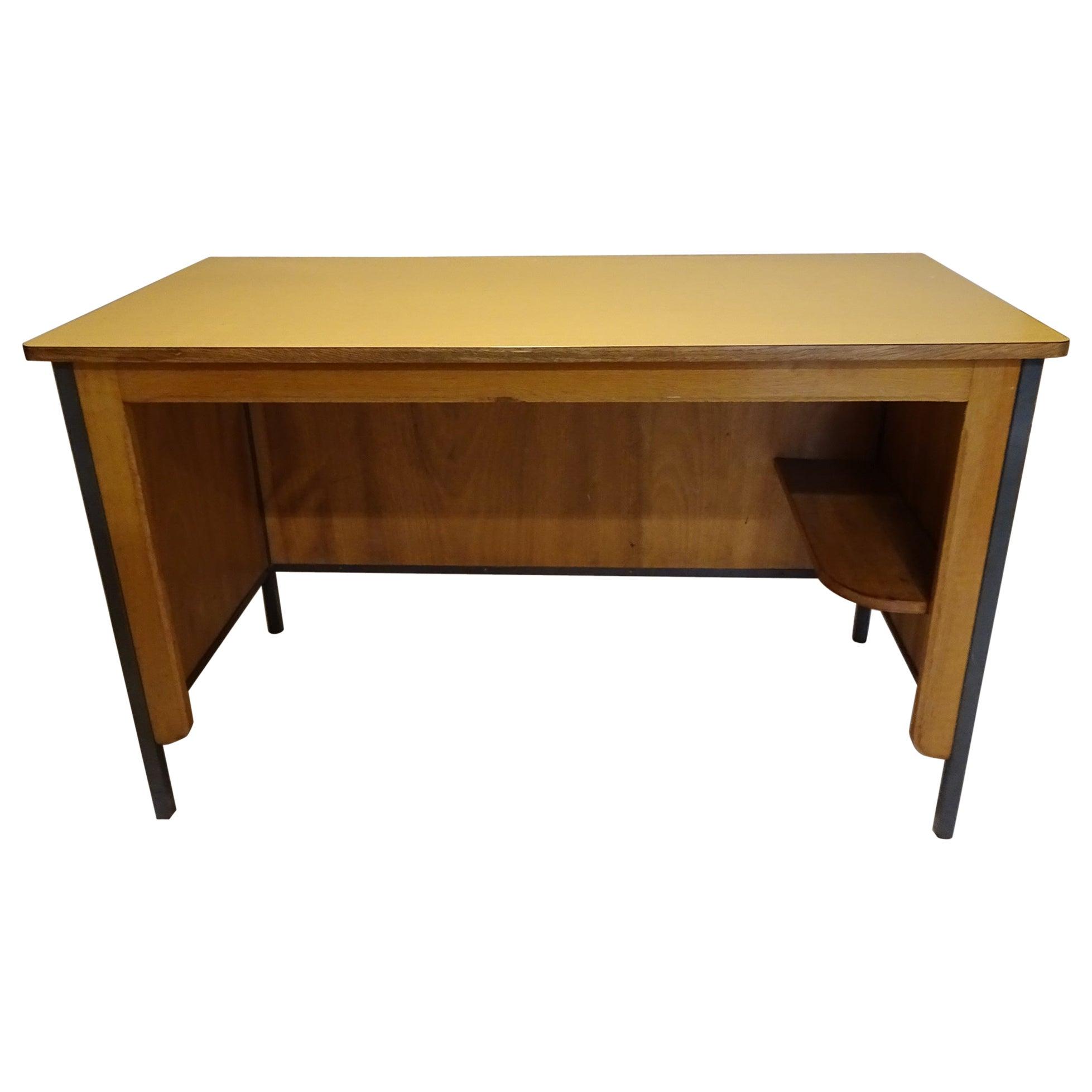 """Jean Prouve """"Bureau Surveillant"""" Desk"""