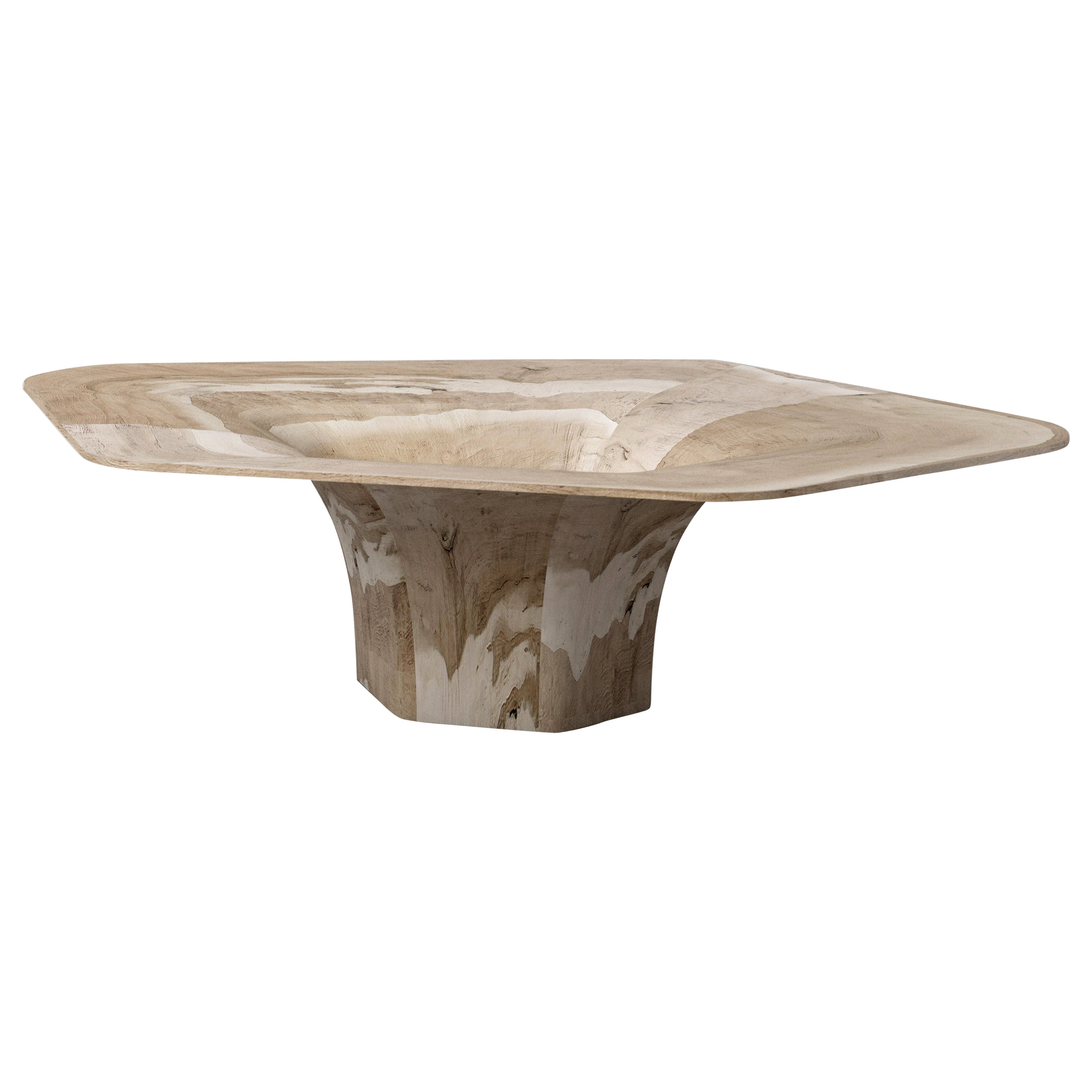 Sculptural Dune Coffee Table by Pietro Franceschini