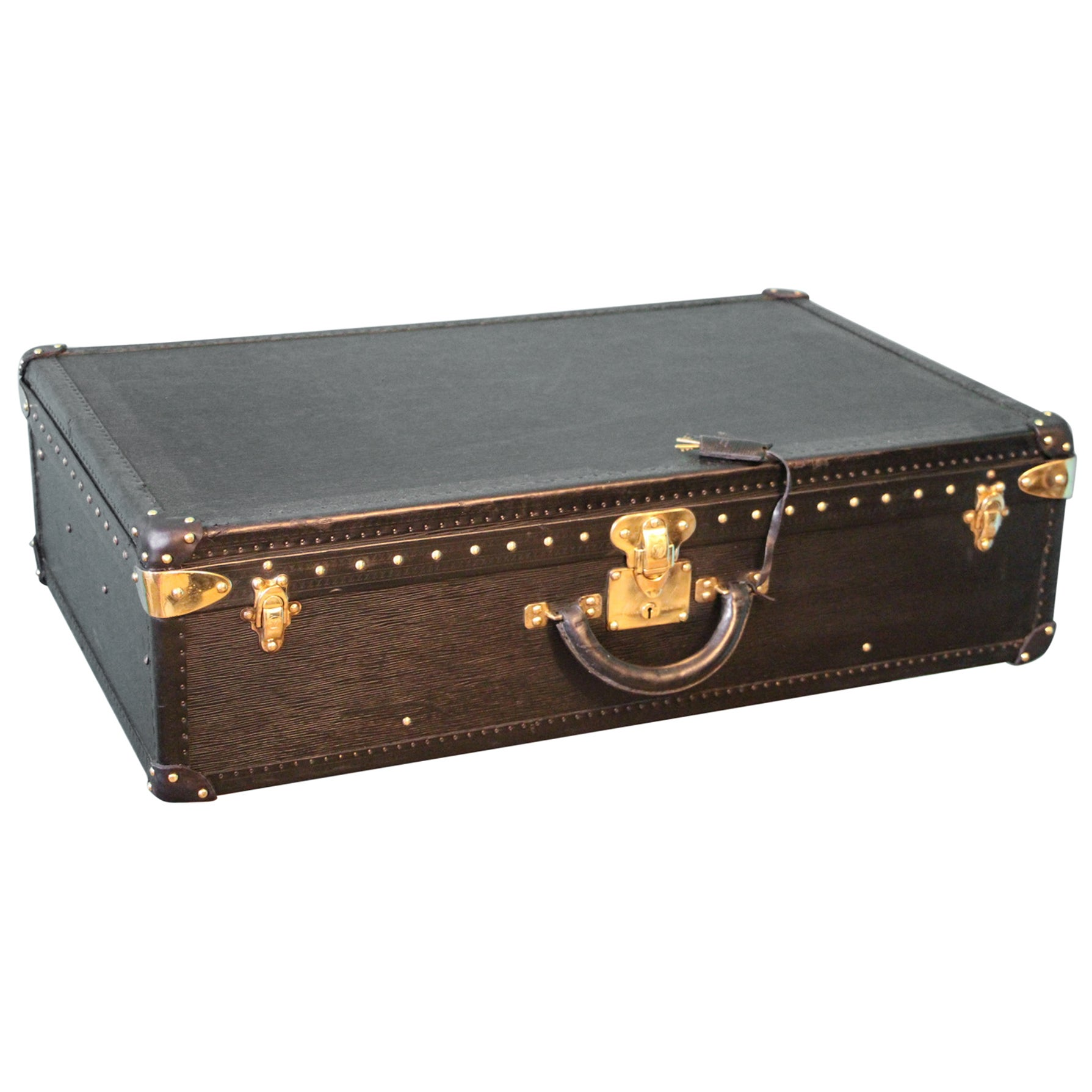 Black Louis Vuitton Alzer 80 Suitcase Louis Vuitton Suitcase Louis Vuitton Trunk