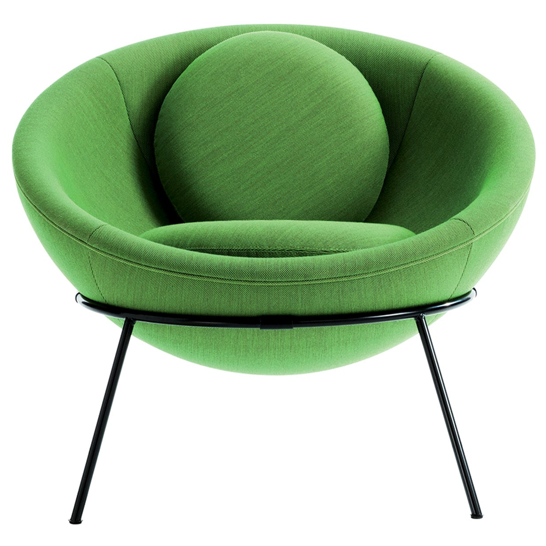 Bardi's Bowl Chair Green
