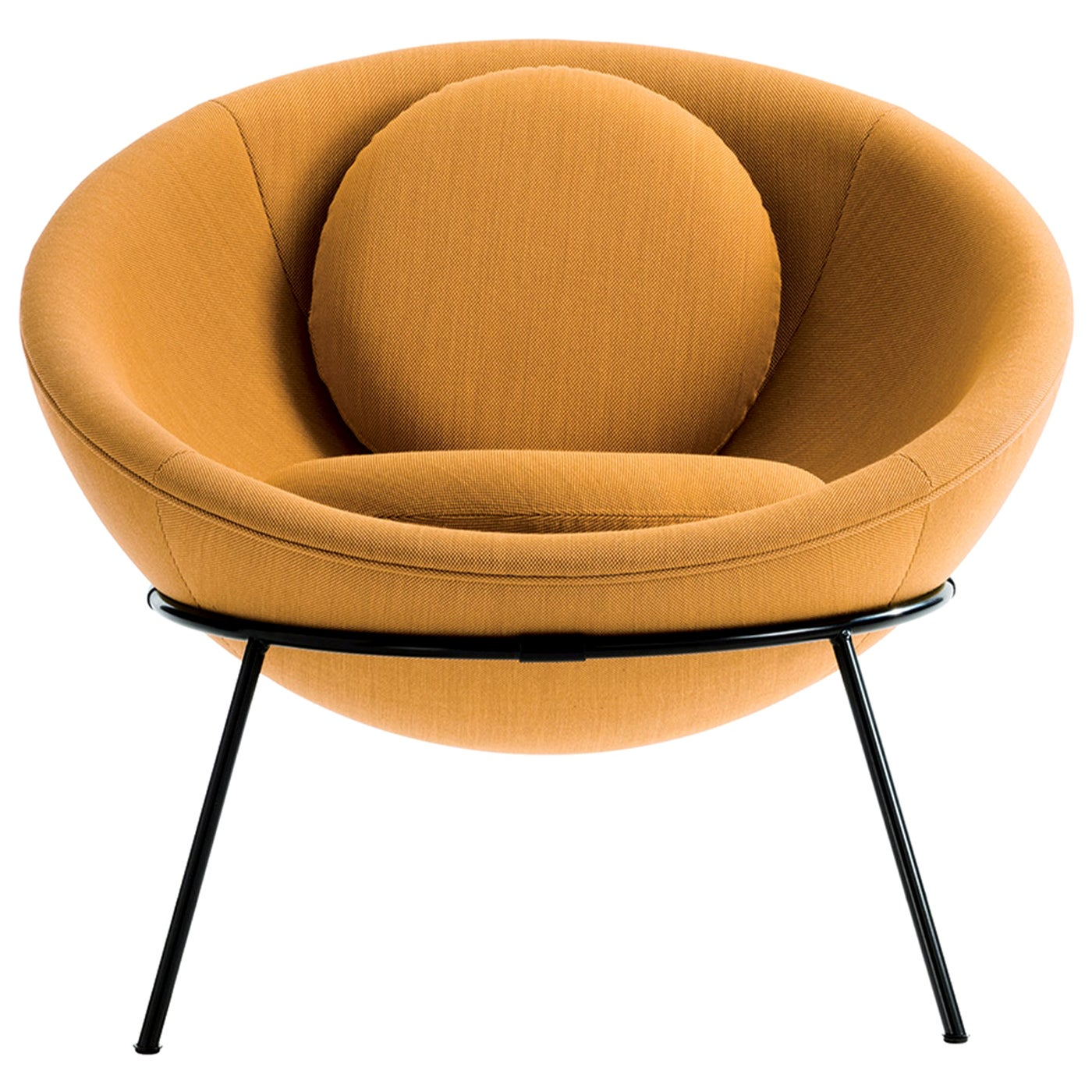 Bardi's Bowl Chair Yellow