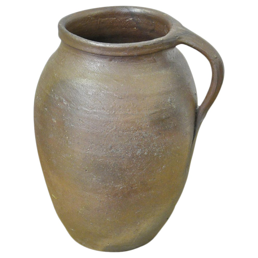Vintage French Stoneware Jug