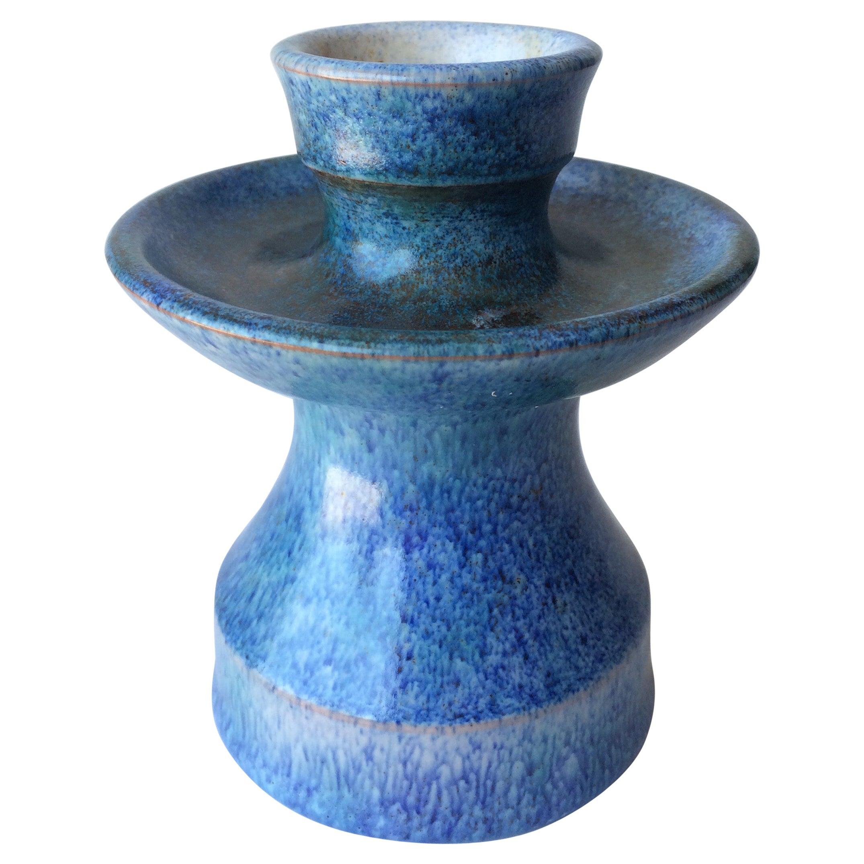 Decorative Ceramic Candleholder by Pscheffer
