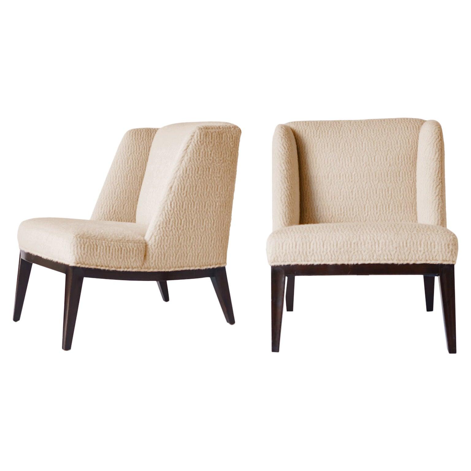 Edward Wormley Lounge Chairs