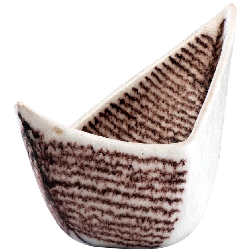 Italian Ceramic Vessel by Guido Gambone