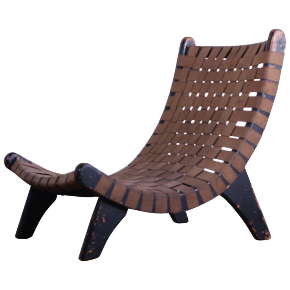 Lounge Chair by Michael van Beuren for Domus