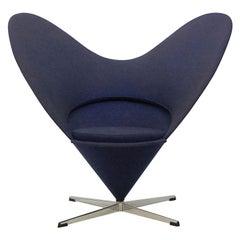 Verner Panton Heart Chair
