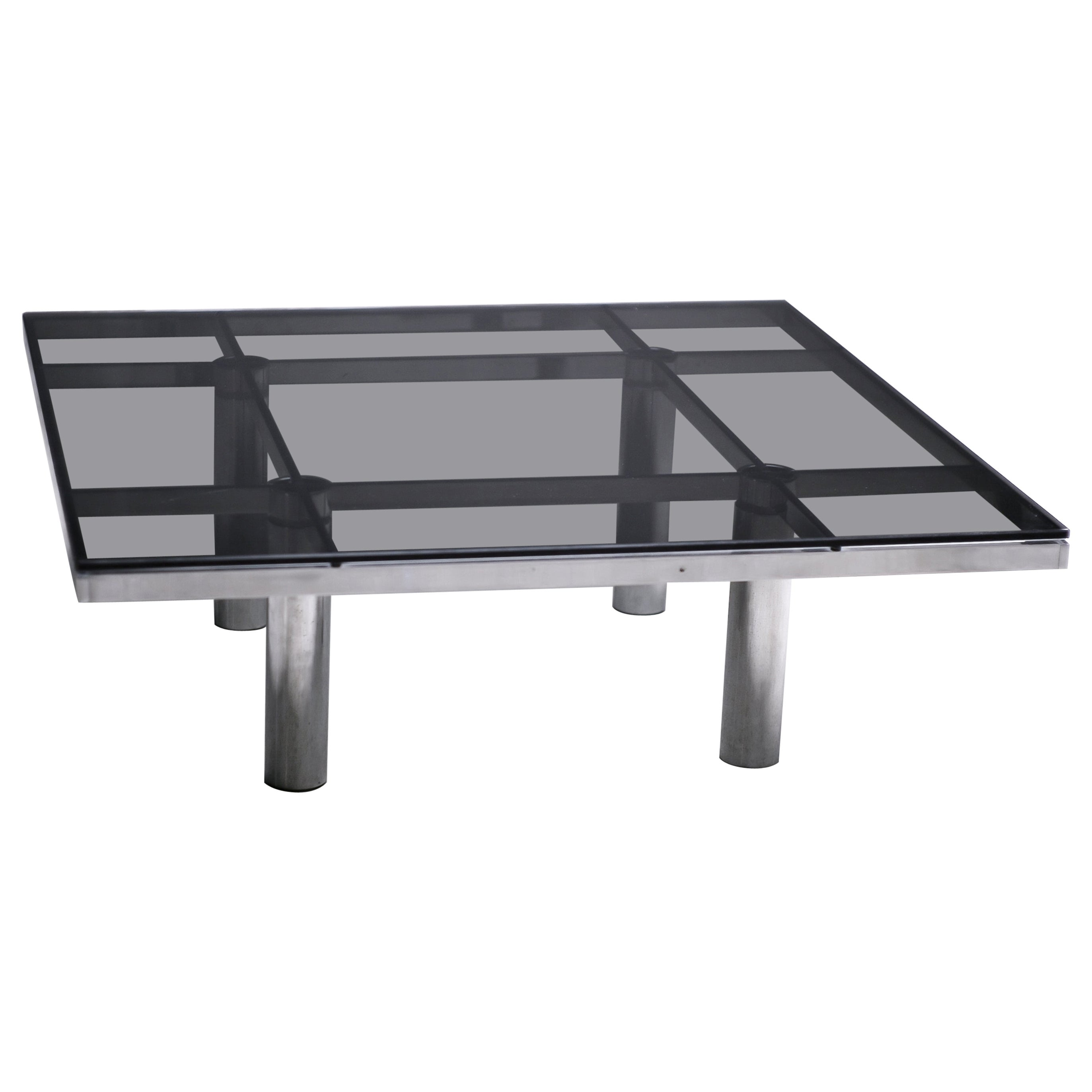 Andre Coffee Table by Afra and Tobia Scarpa for Knoll International