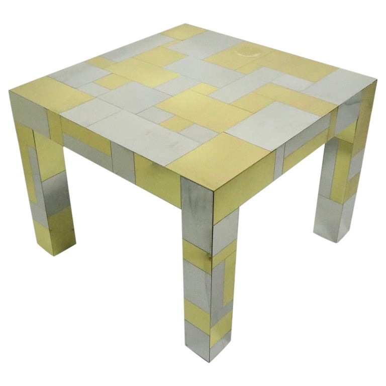 Paul Evans Cityscape Game, Side Table