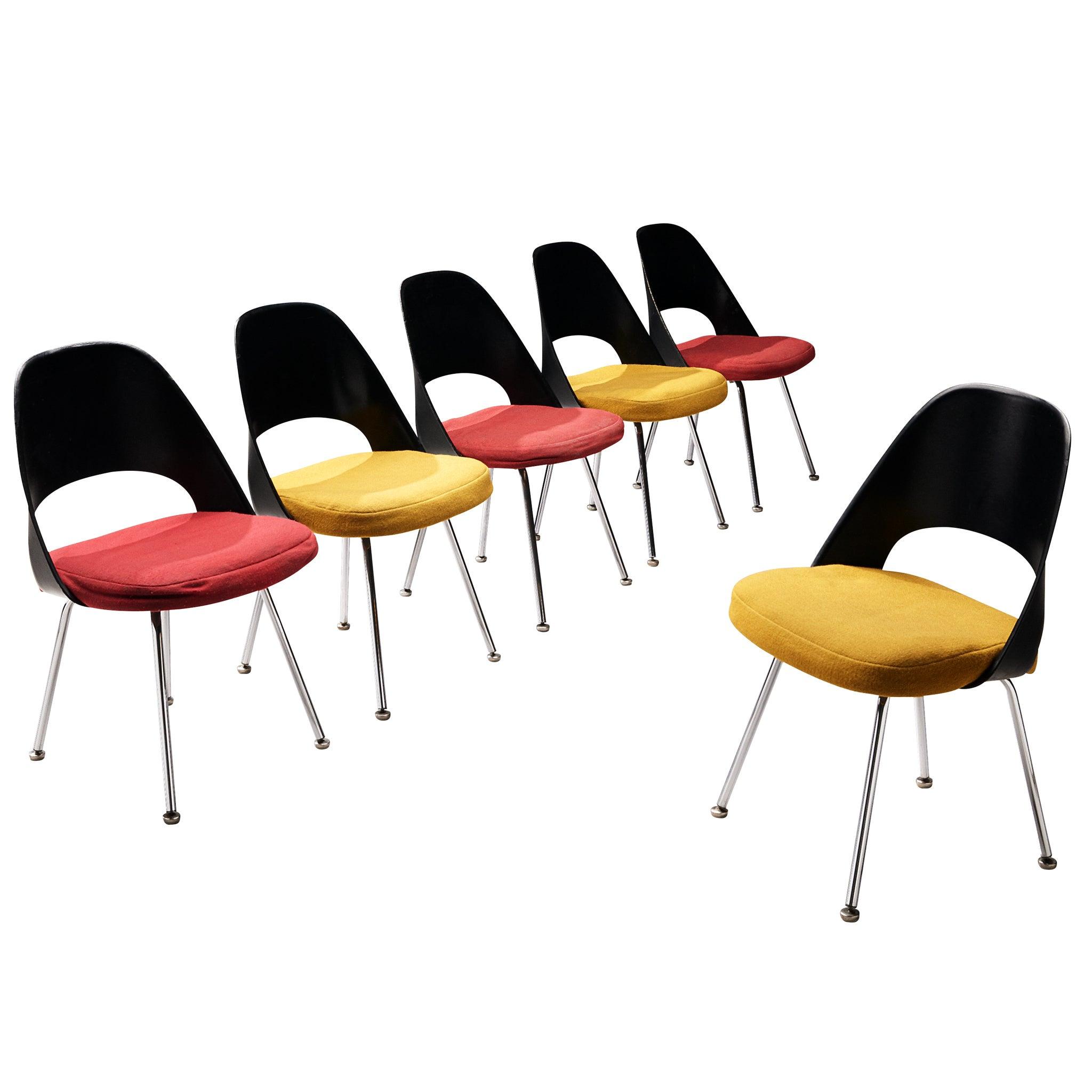 Eero Saarinen 'Model 72'  Dining Chairs