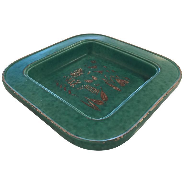 1960s Argenta Dish by Wilhelm Kage for Gustavsberg 1