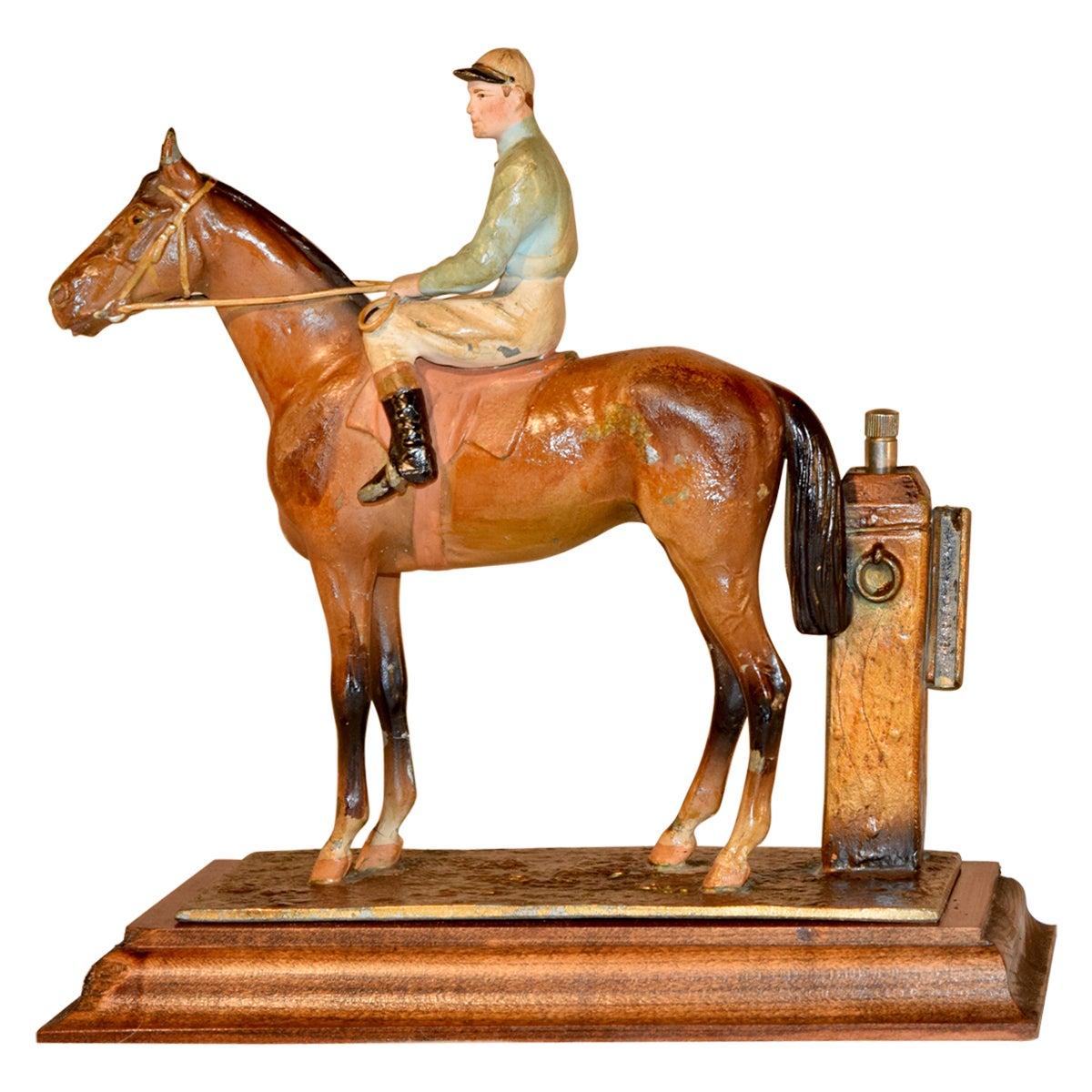 19th Century English Jockey Striker