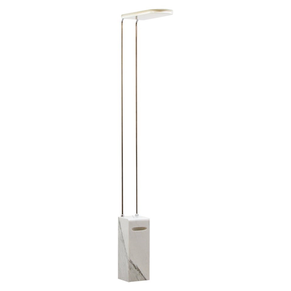 Floor Lamp 'Gesto' by Bruno Gecchelin for Skipper, Italy, 1974