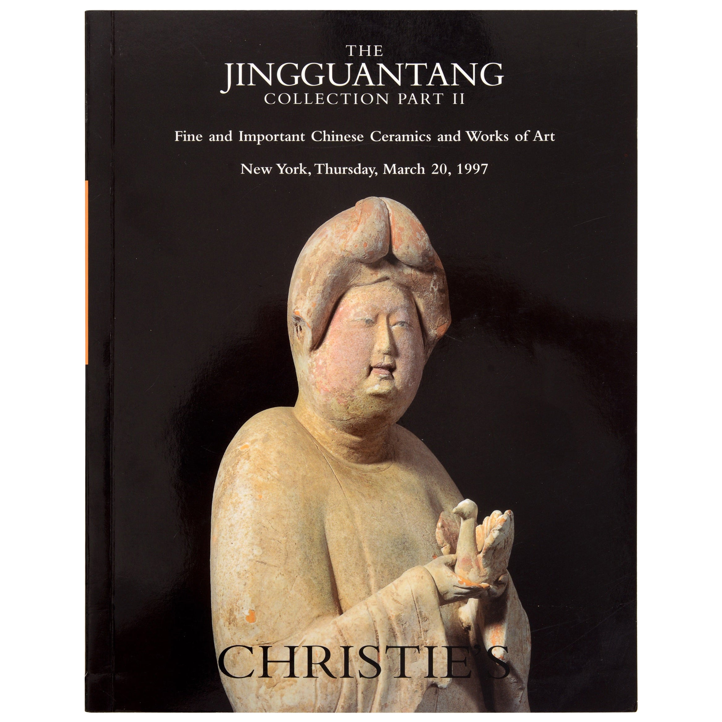 Christie's: Jingguantang Collection Part II Important Chinese Ceramics