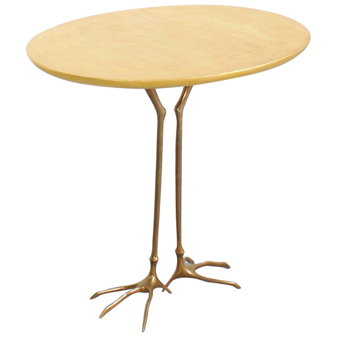 Table 'Traccia' by Meret Oppenheim for Simon Gavina, Italy, 1972