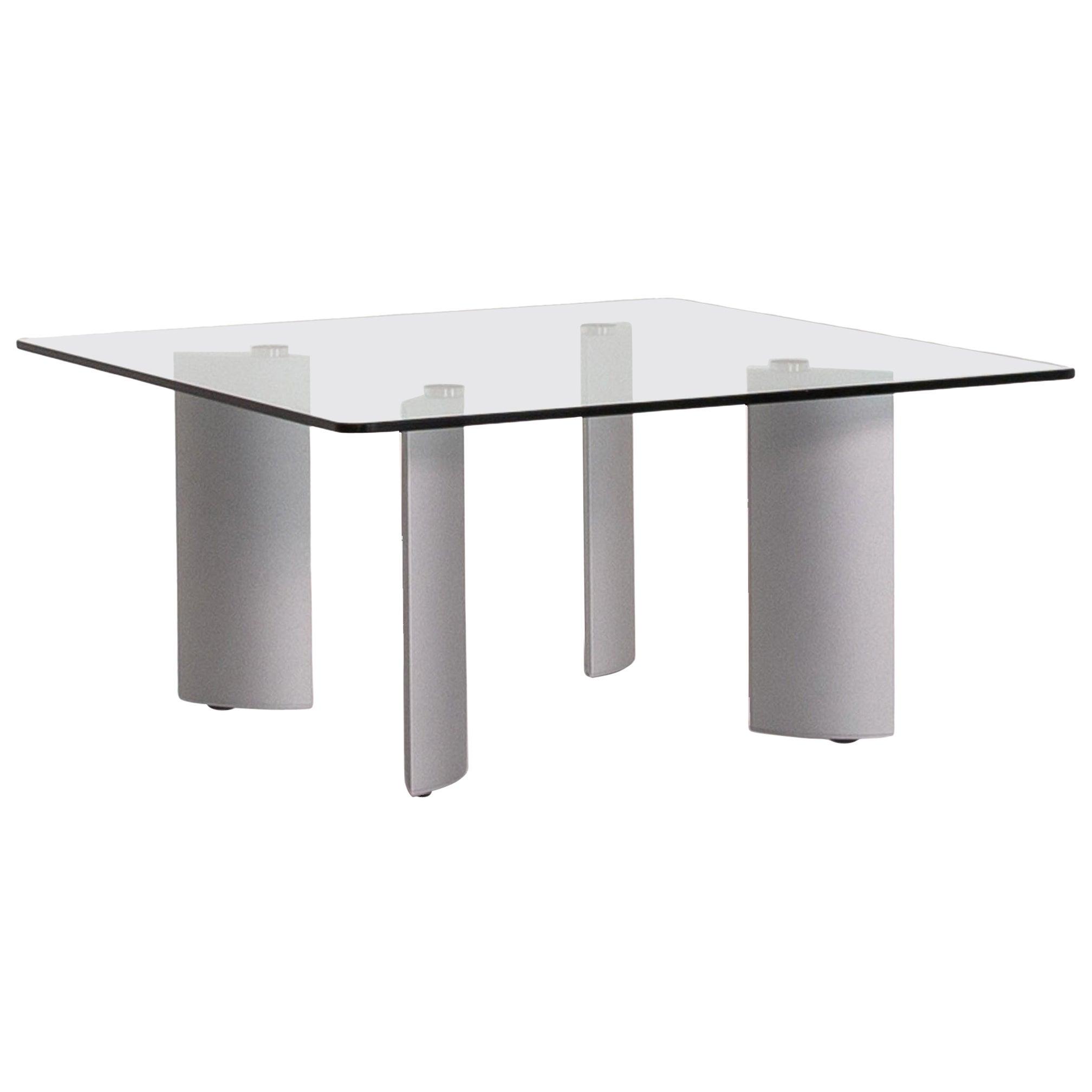 Ronald Schmitt K285 Glass Coffee Table Function