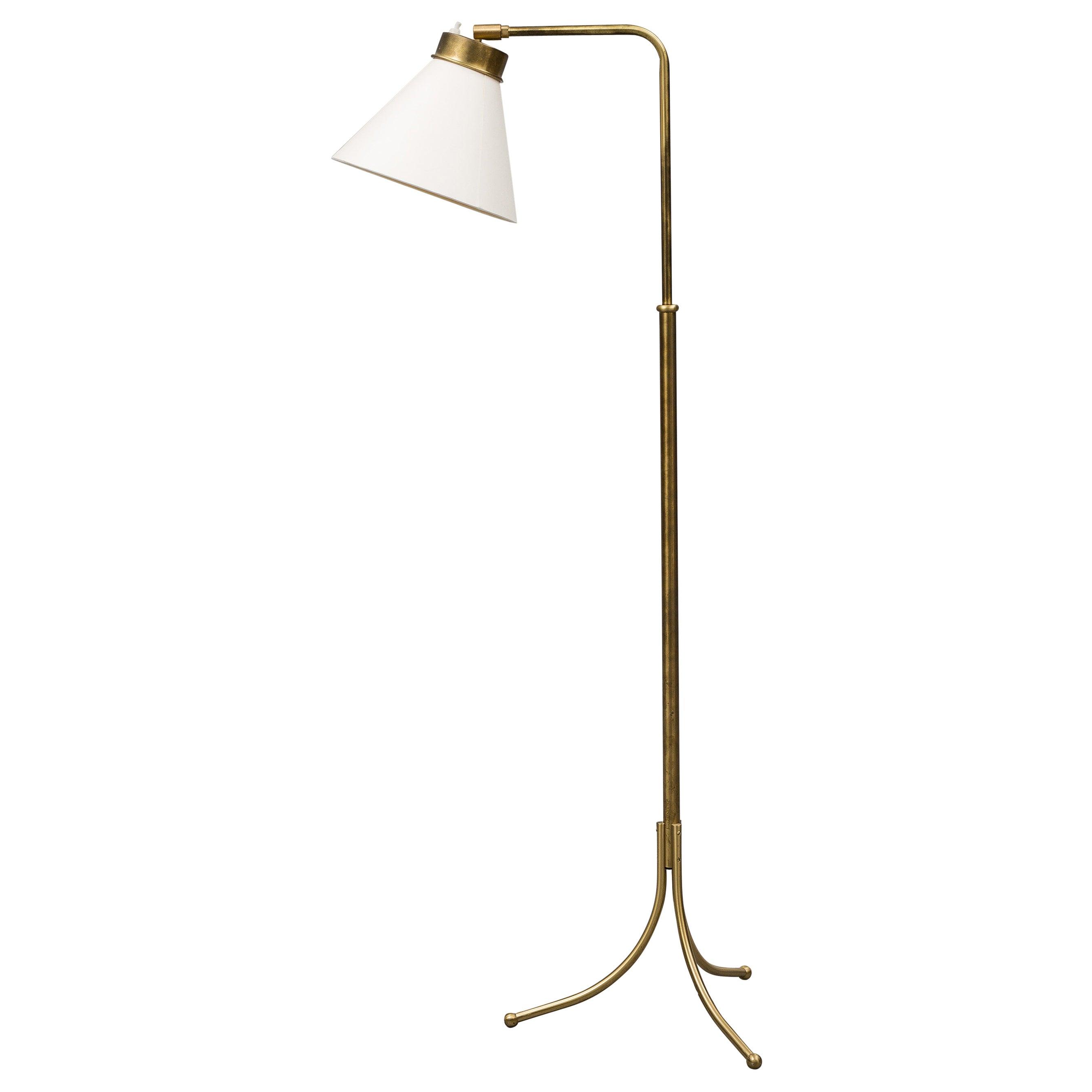 Josef Frank Designed 1842 Floor Lamp by Svenskt Tenn