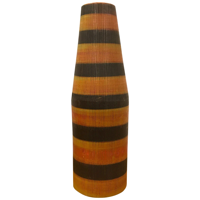 Aldo Londi for Bitossi Large Vase