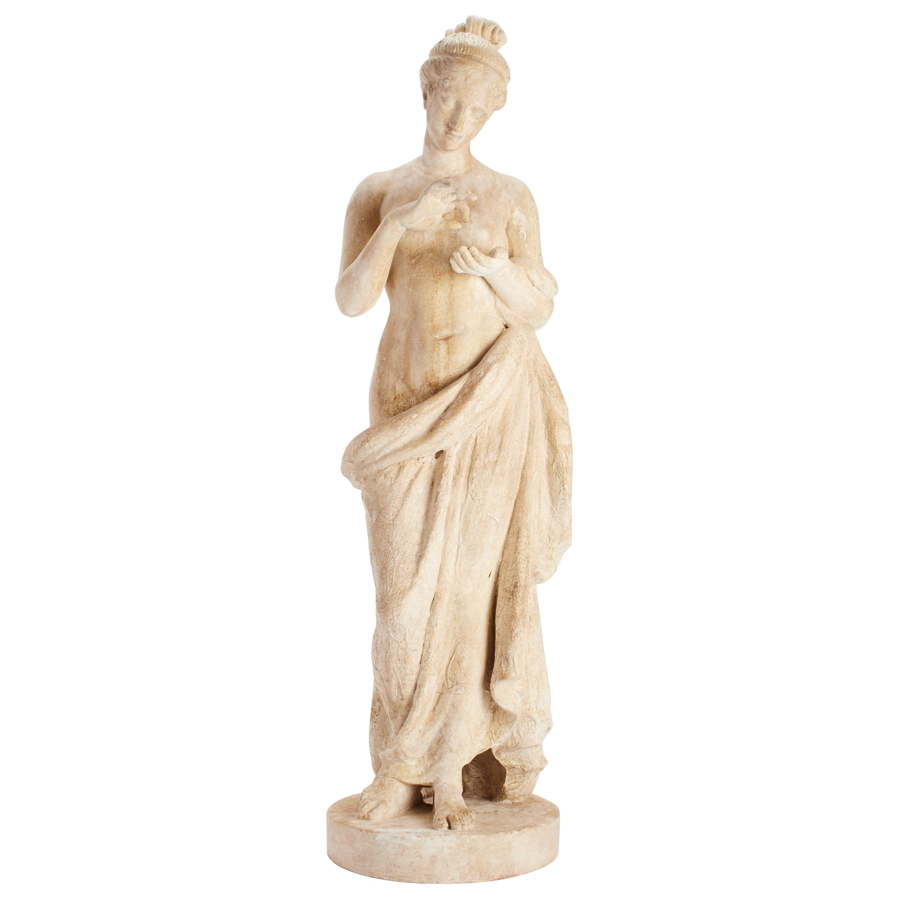 Academic Cast Depicting a Psyche, Italy, 1890