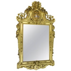 Magnificent Mid-19th Century Mirror