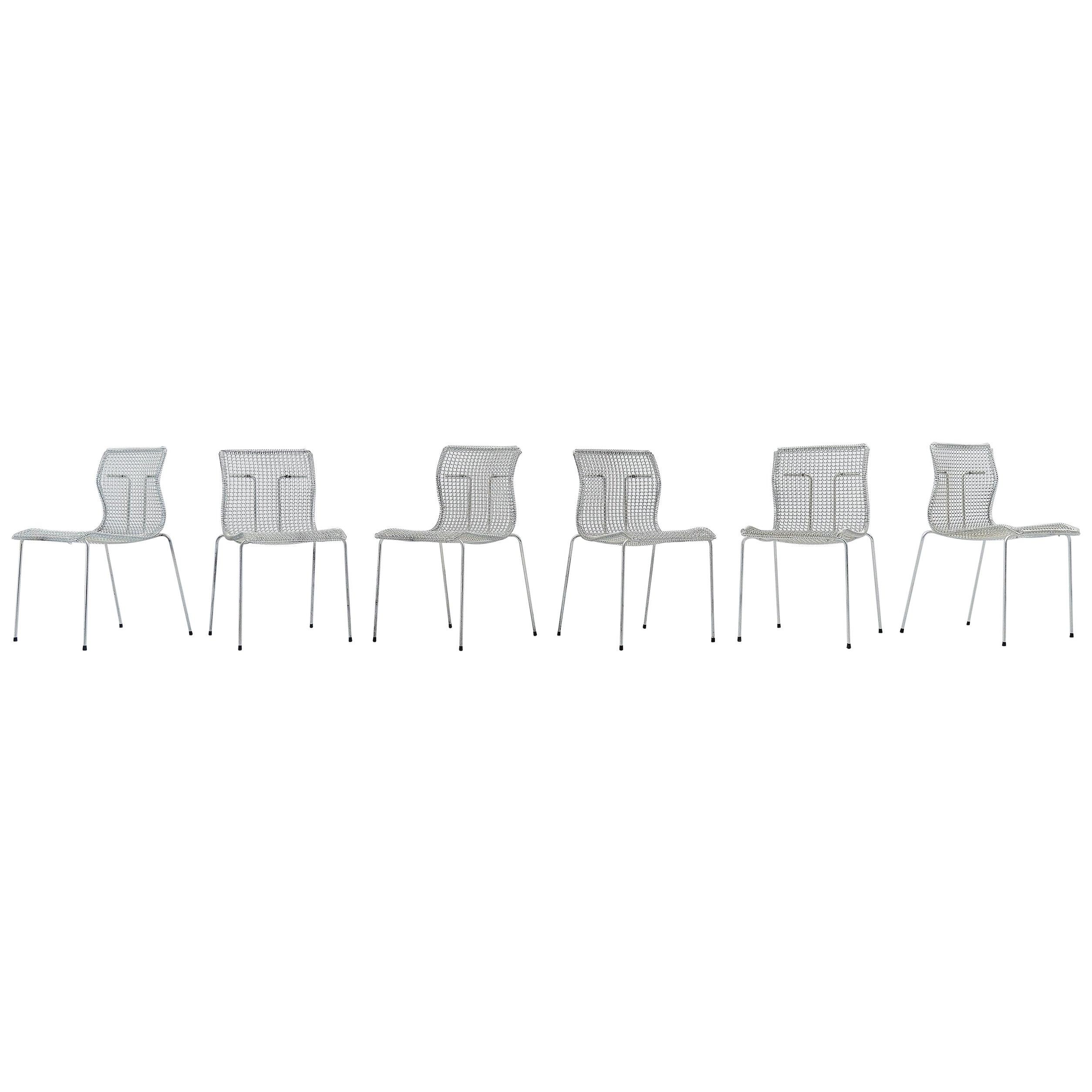 50 Niall O'Flynn Rascal Chairs 't Spectrum, 1997