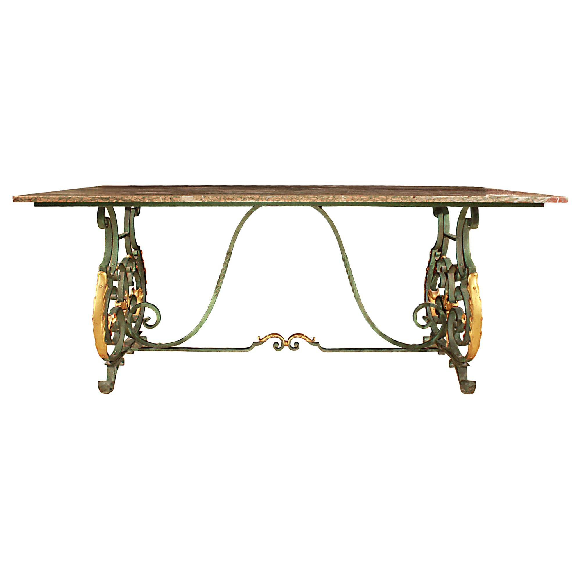 French 19th Century Center/Dining Table