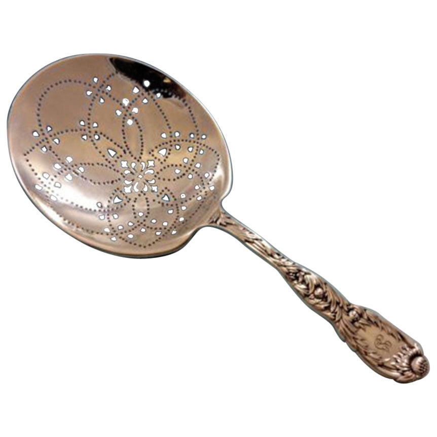 """Chrysanthemum by Tiffany & Co. Sterling Silver Saratoga Chip Server 8 7/8"""""""