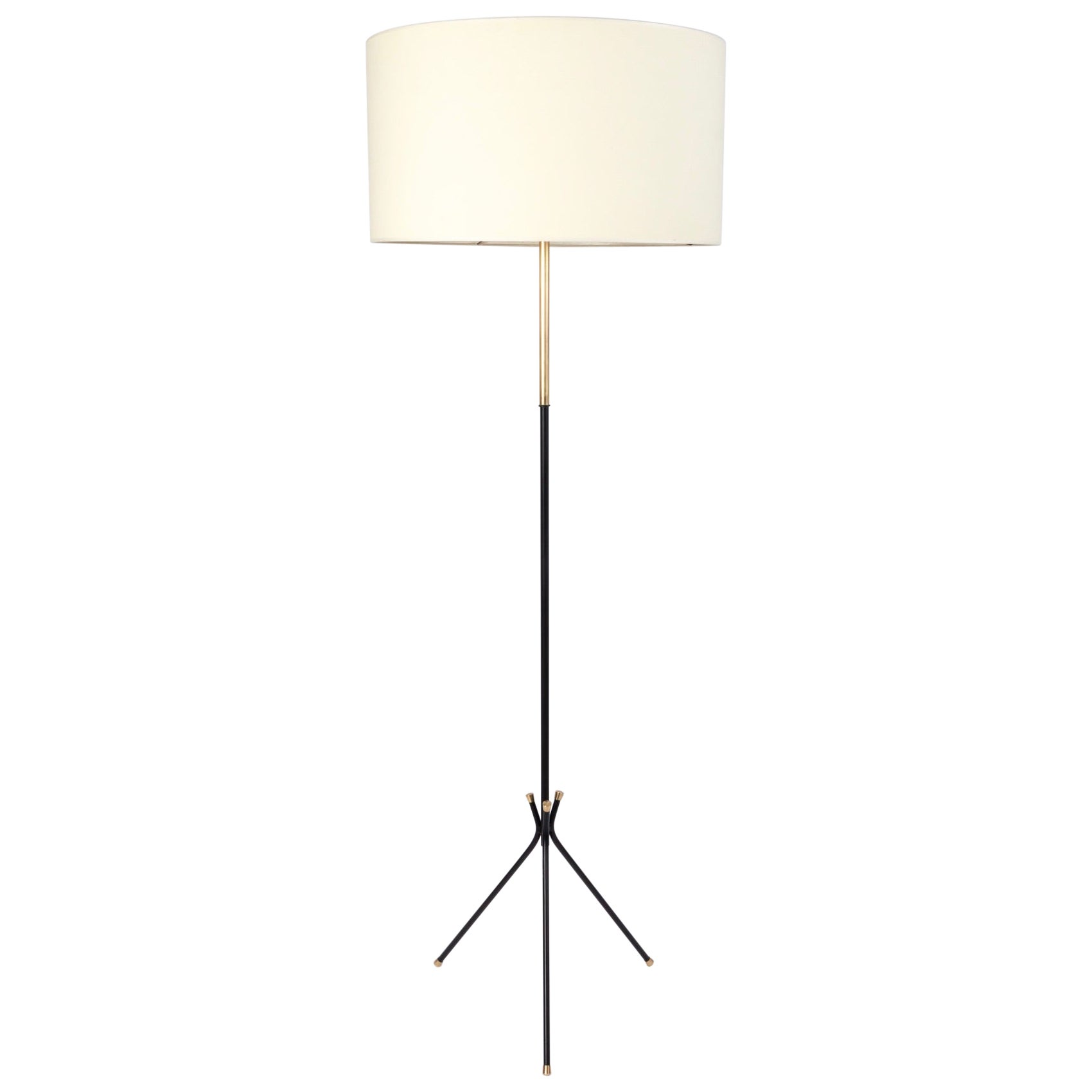 1950 Floor Lamp by Maison Arlus