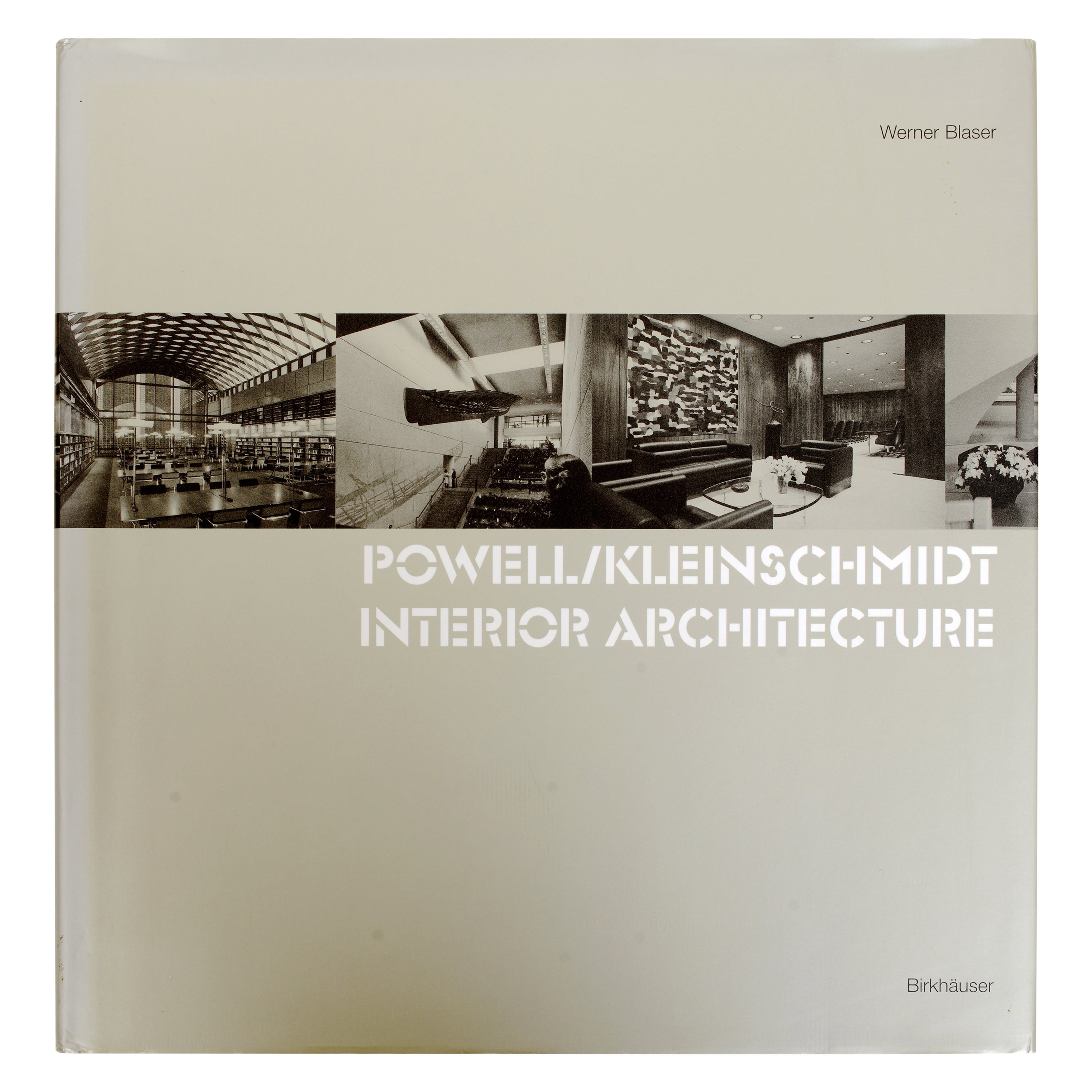 Powell/Kleinschmidt, Interior Architecture by Signed by the Architects
