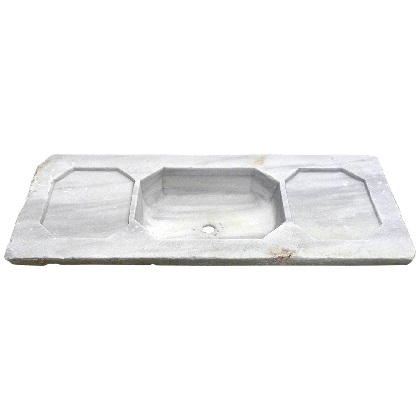 Classical Marble Stone Sink Basin