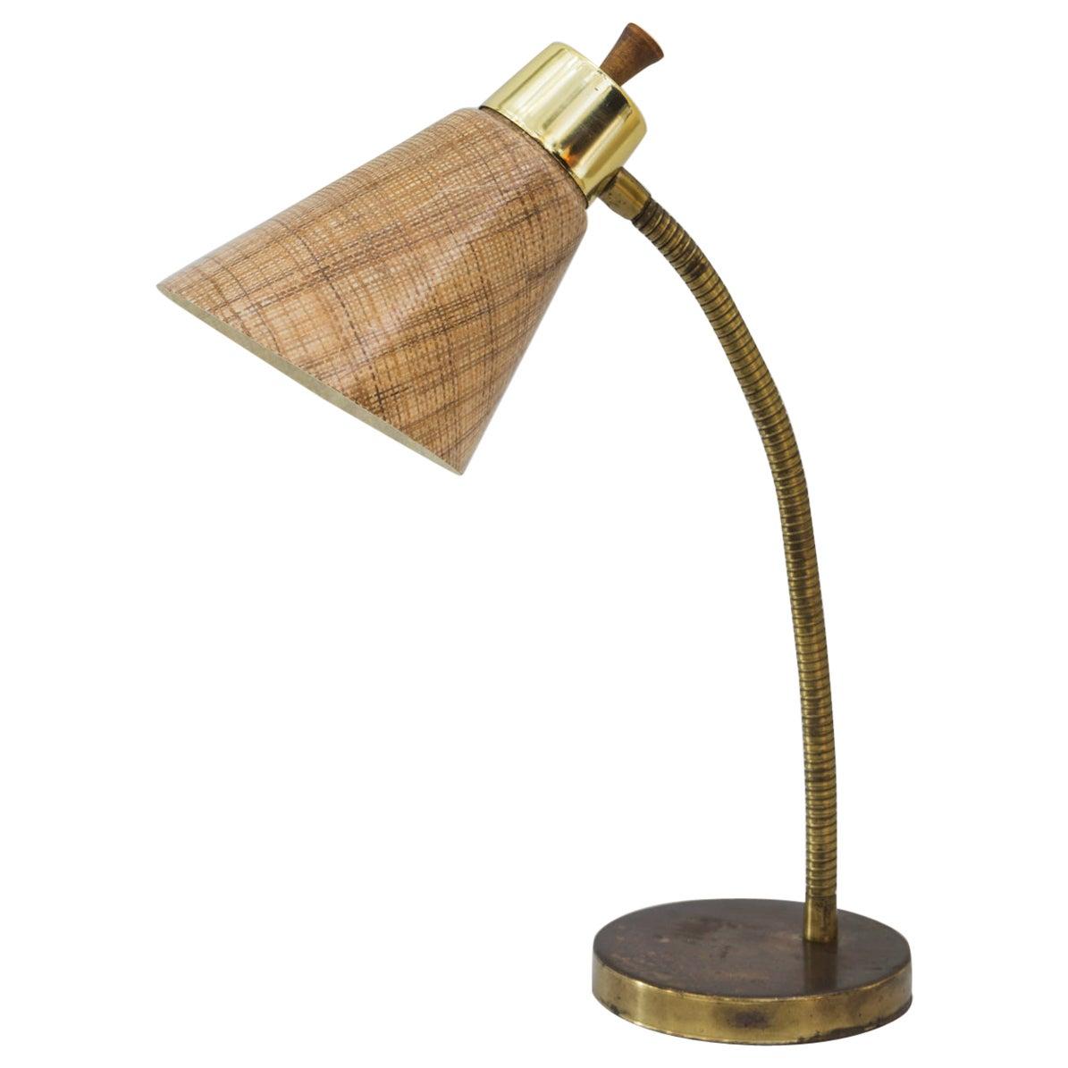 Vintage Table Lamp, Italian, circa 1960s