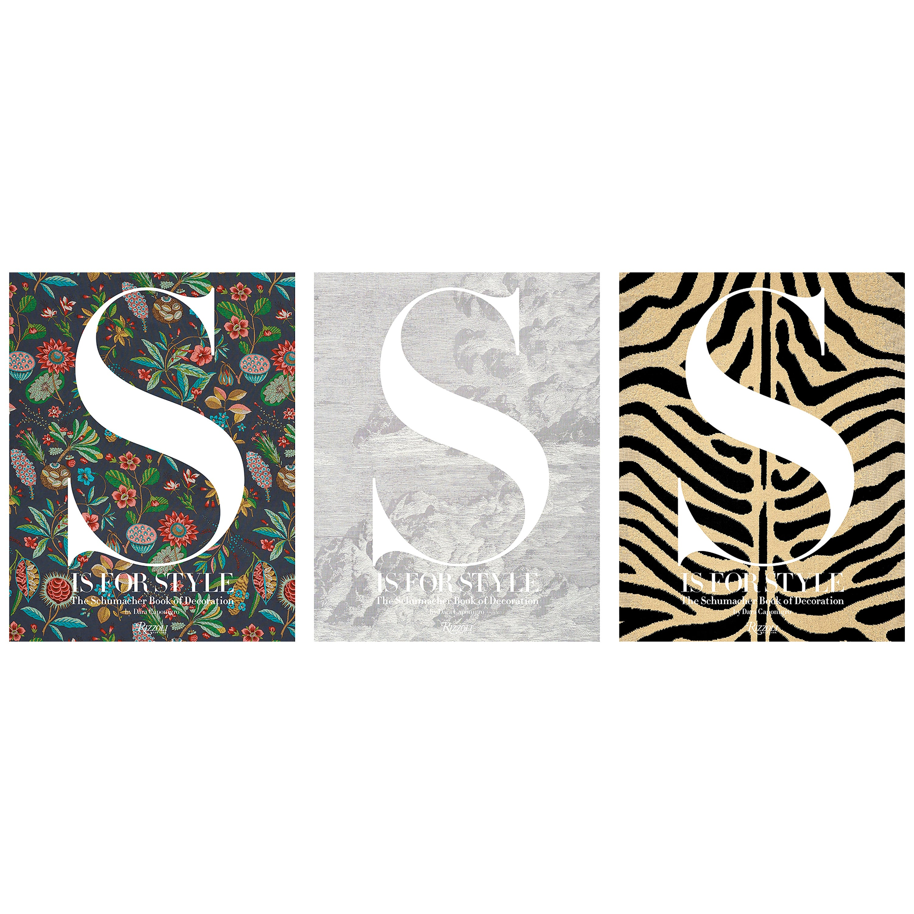 S Is for Style The Schumacher Book of Decoration