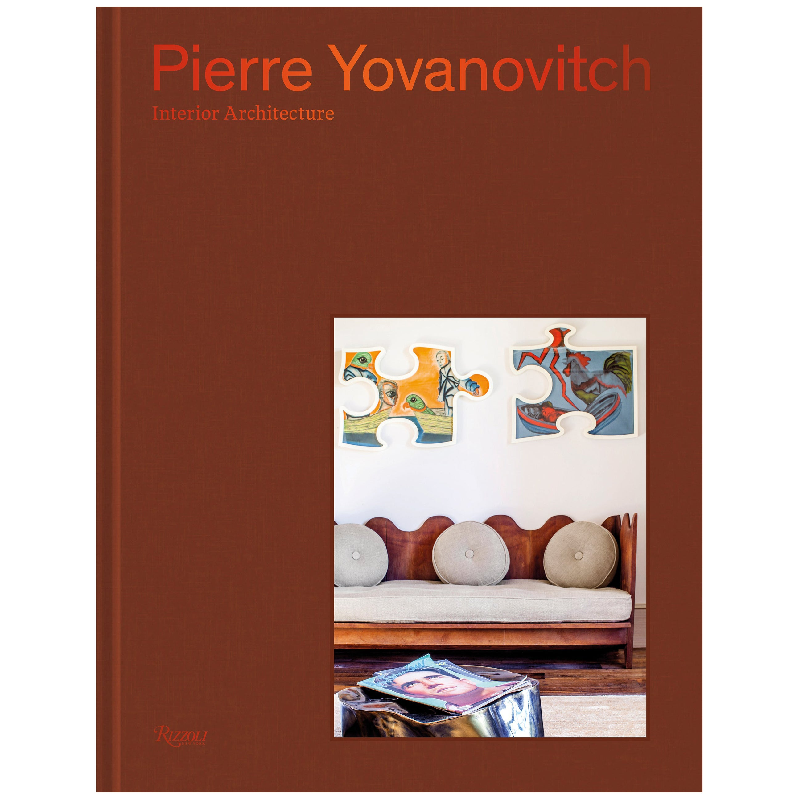 Pierre Yovanovitch Interior Architecture