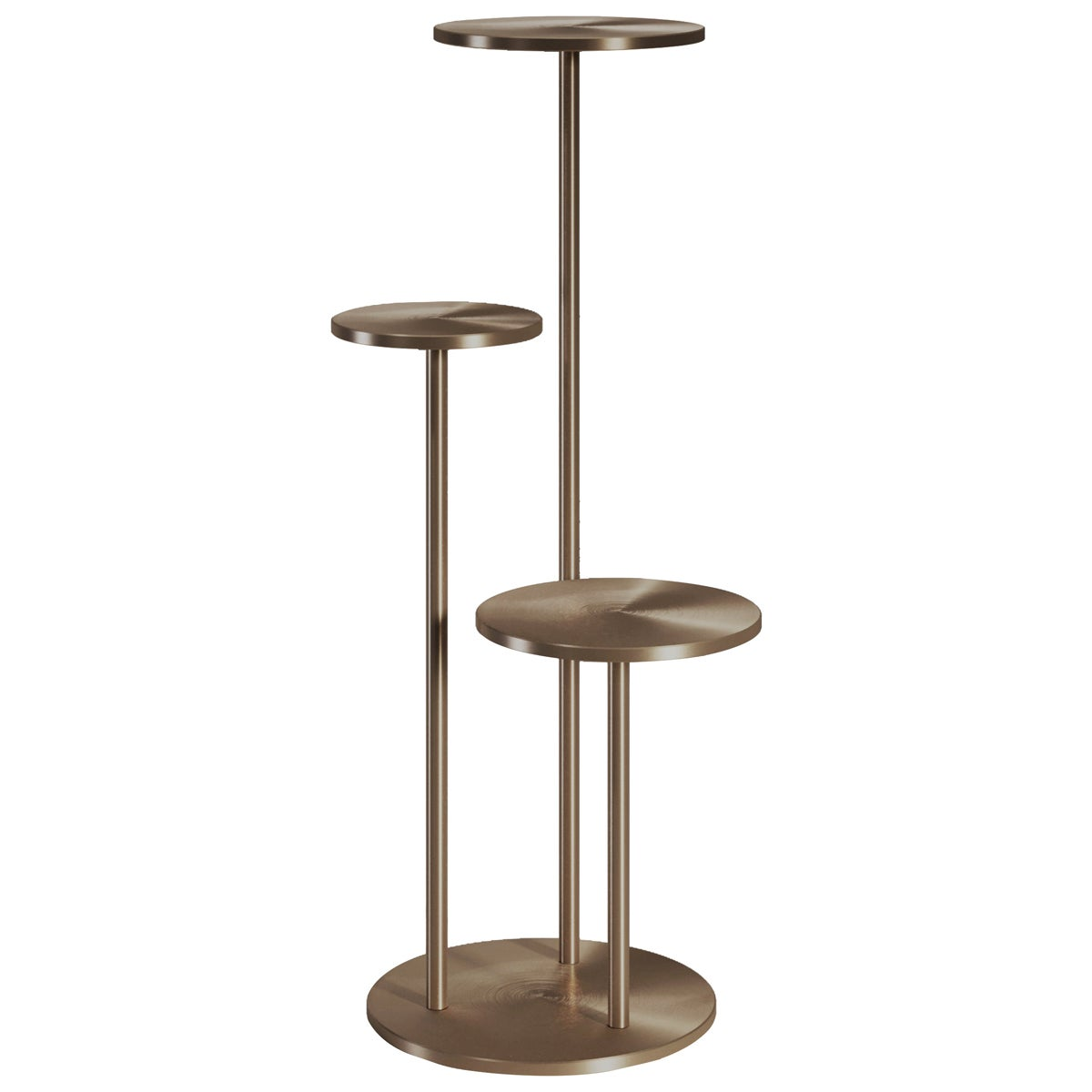Orion Contemporary Side Table Metal by Artefatto Design Studio
