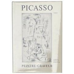 Picasso Peintre-Graveur, Catalogue Raisonne, Tome 1, by Bernhard Geiser