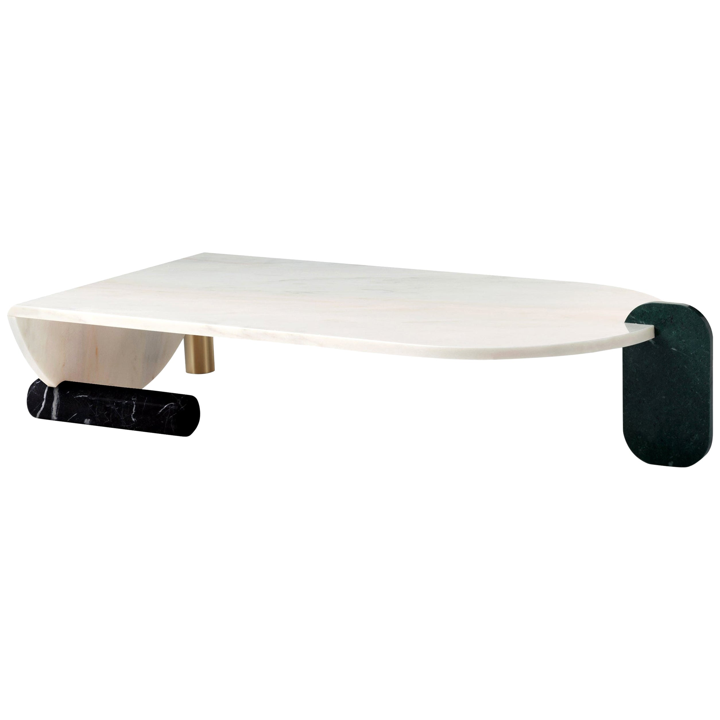 Marble Coffee Table by Dooq
