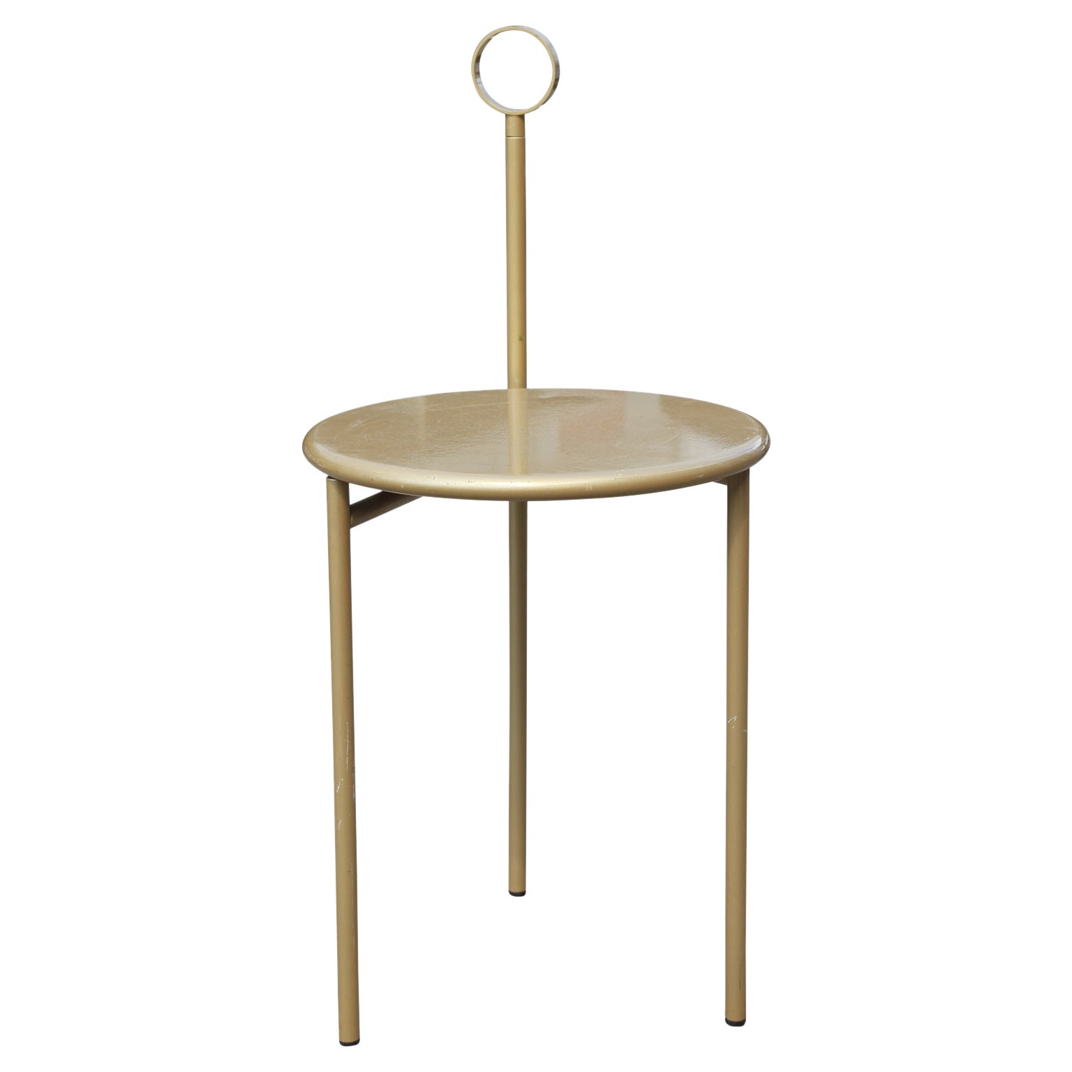 """Philippe Starck and Aleph Ubik for Driade 3 Leg Stool/ Chair """"Mickvill"""""""