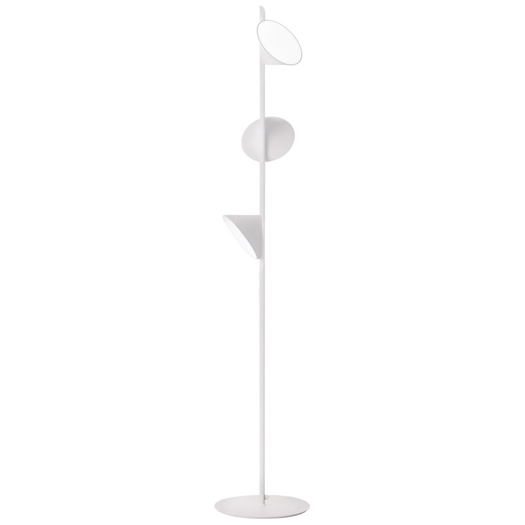 Orchid: Modern Italian Floor Lamp, Minimal Form, High Performance, Dimmable