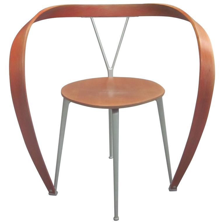 Italian Design / Mid-Century Style Modern Lounge Chair by Andrea Branzi, 1993