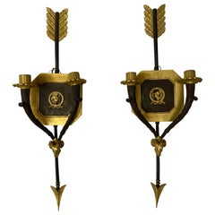 Bronze Wall Lights and Sconces